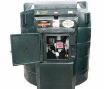 CARBERY VLAREM II / Fuel Points 1350, 2500 en 6000 liter compleet met pomp set!